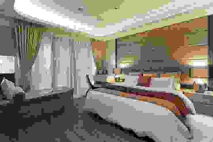 主臥室-1 根據 Green Leaf Interior青葉室內設計 現代風