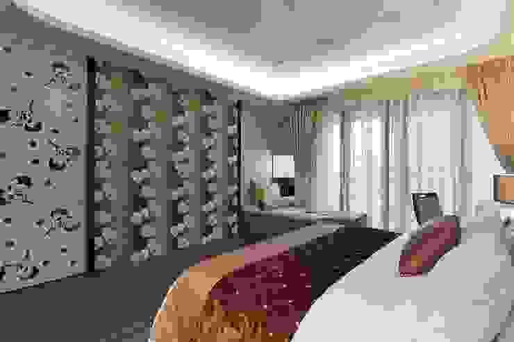 主臥室-2 根據 Green Leaf Interior青葉室內設計 現代風