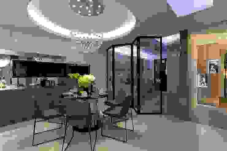 毛胚屋規劃案 根據 Green Leaf Interior青葉室內設計 現代風