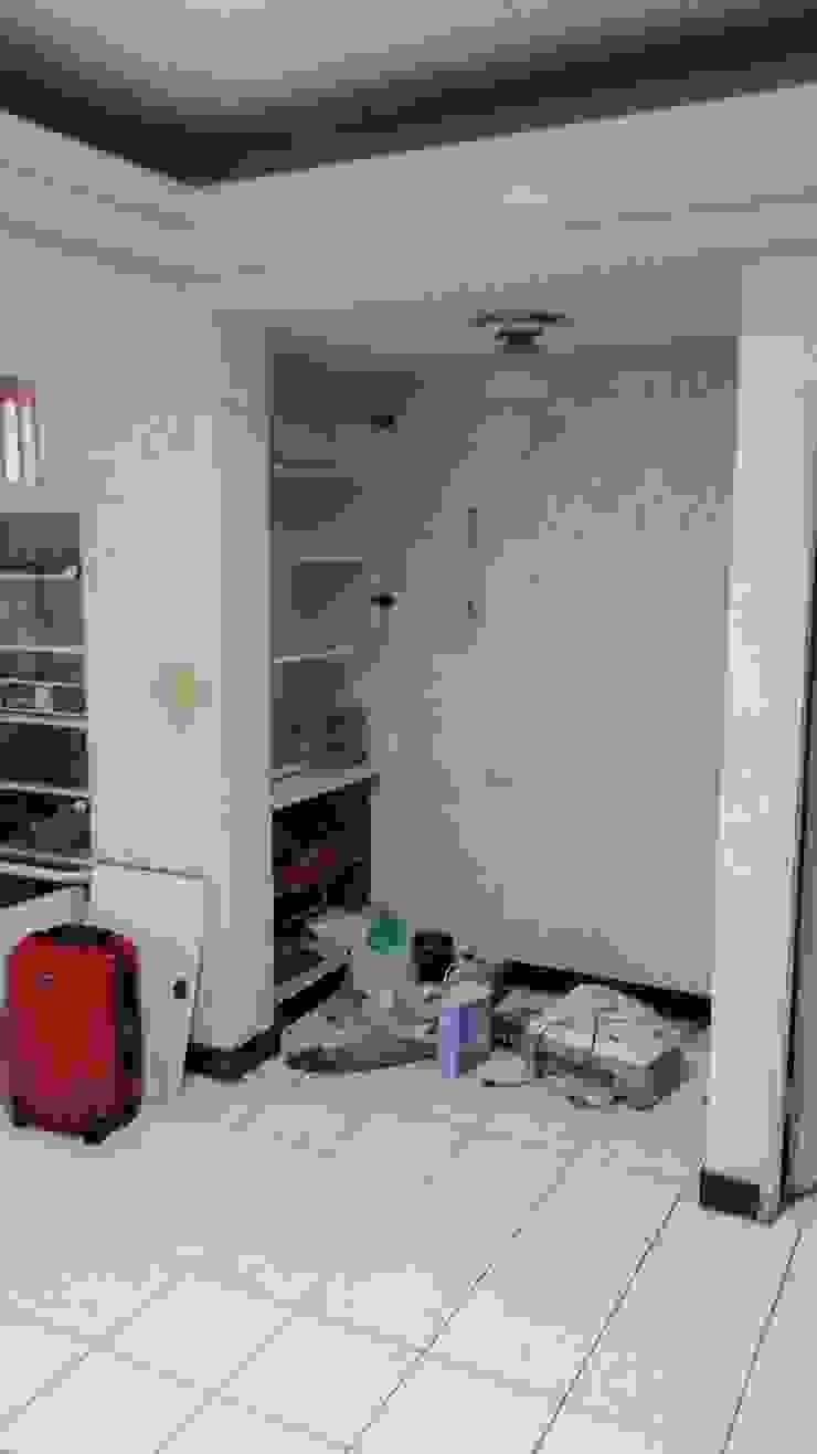 Estudios y despachos de estilo moderno de Green Leaf Interior青葉室內設計 Moderno