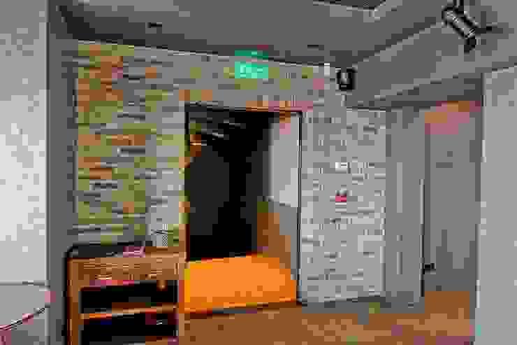 Merdiven Cafe & Restaurant Kırsal Duvar & Zemin Doğancı Dış Ticaret Ltd. Şti. Kırsal/Country Tuğla