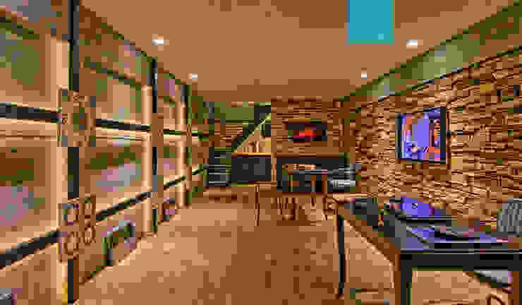 Showroom Klasik Duvar & Zemin Doğancı Dış Ticaret Ltd. Şti. Klasik Tuğla