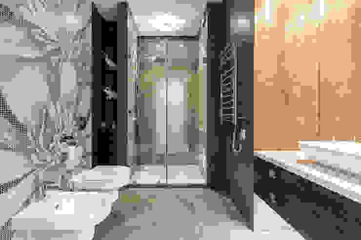 Baños de estilo minimalista de U-Style design studio Minimalista