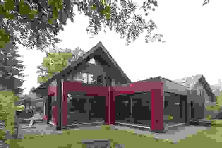 Rumah Modern Oleh Architekturbüro Prell und Partner mbB Architekten und Stadtplaner Modern