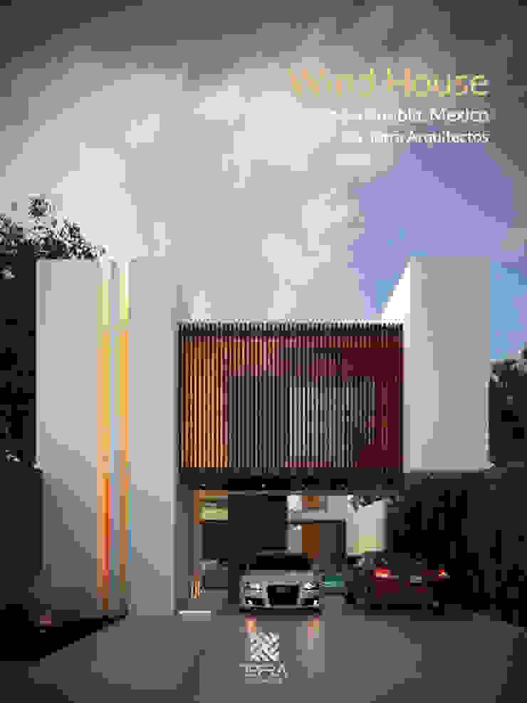 Casa Viento Casas minimalistas de Fermin de la Mora Minimalista