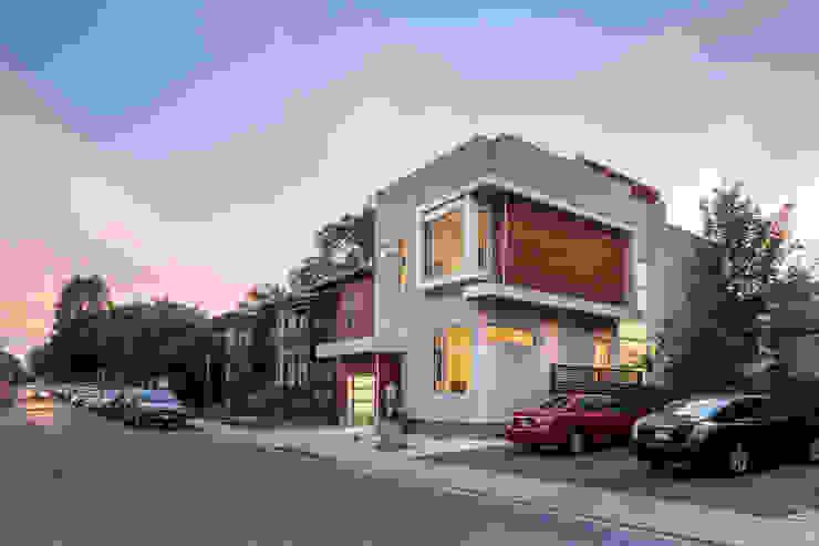 Maisons de style  par Linebox Studio