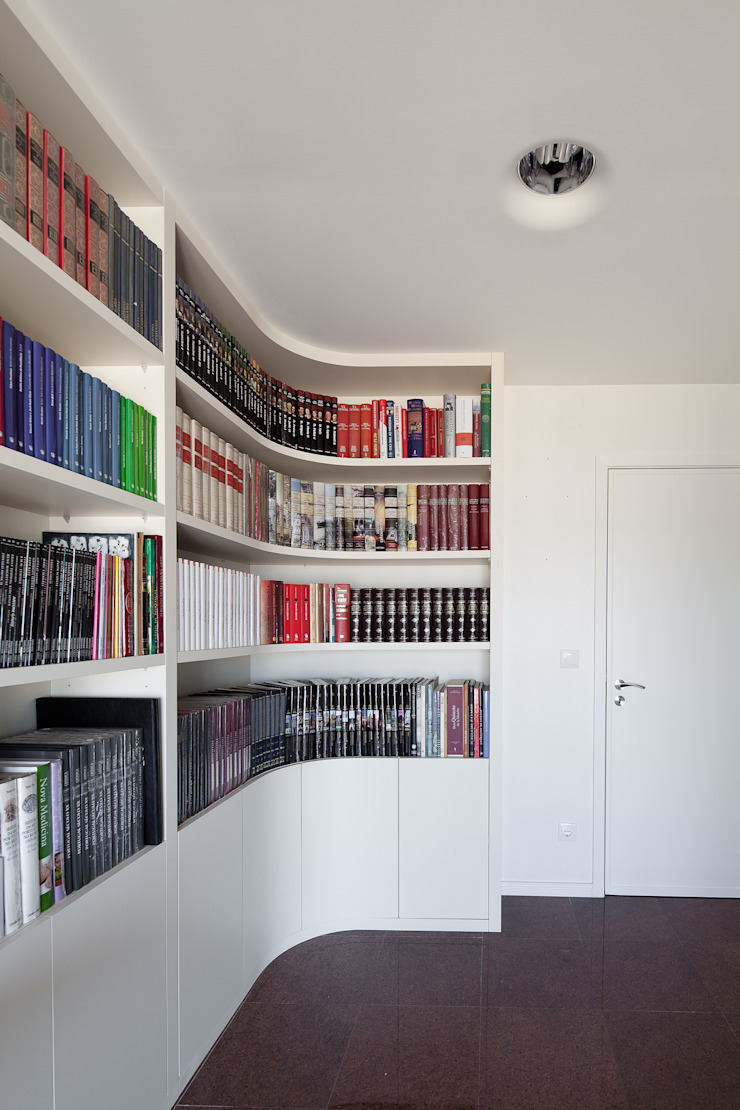 Office Espaços de trabalho minimalistas por FMO ARCHITECTURE Minimalista