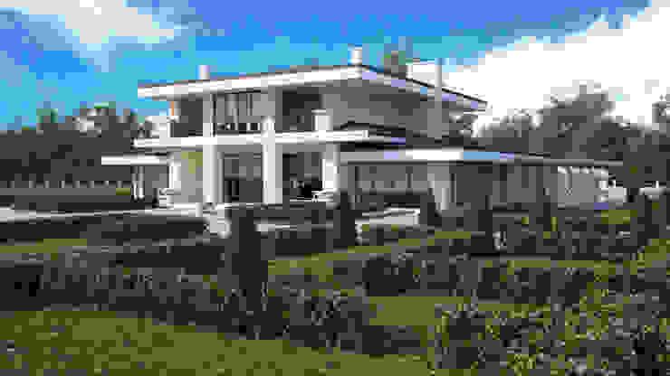 Modern Houses by Vesco Construction Modern