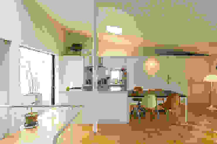 トクモト建築設計室 Cucina moderna