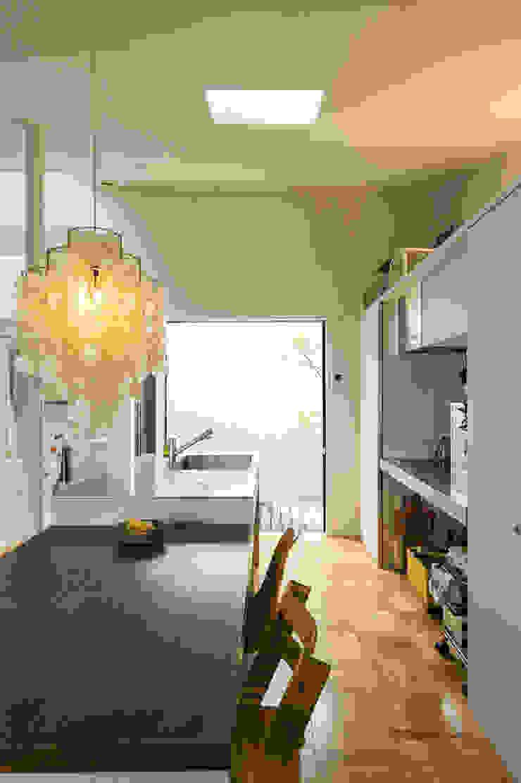 トクモト建築設計室 Case moderne