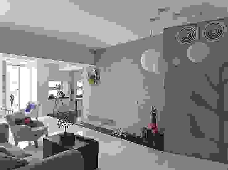 The Wall 根據 禾光室內裝修設計 ─ Her Guang Design 工業風 水泥