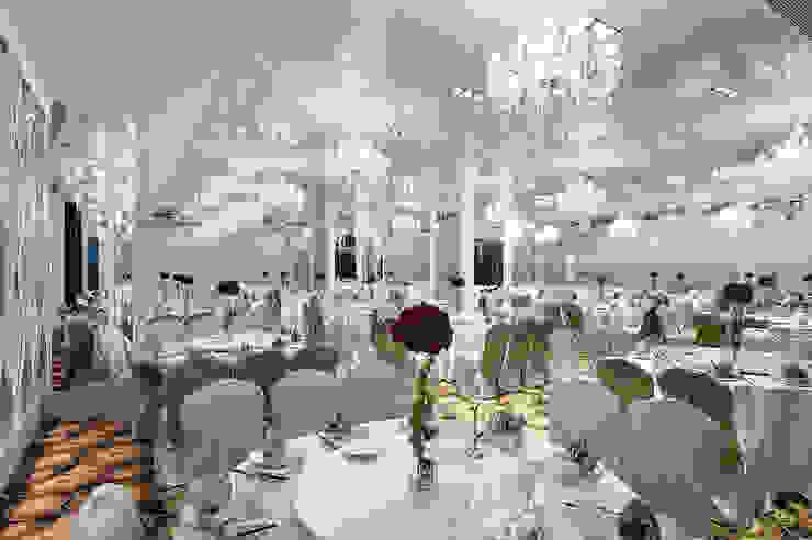 Amazing hall – B zone 根據 大間空間設計有限公司 現代風