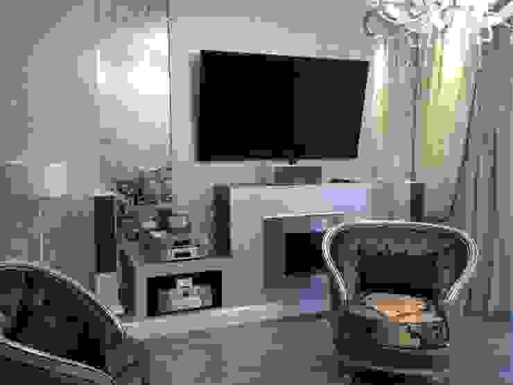 Салон домашних кинотеатров ТЕХНОКРАТ Modern Living Room