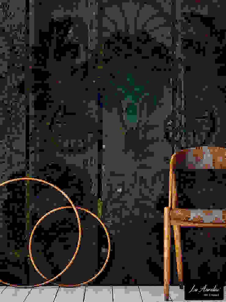 Oasis - Wallpaper van La Aurelia Aziatisch