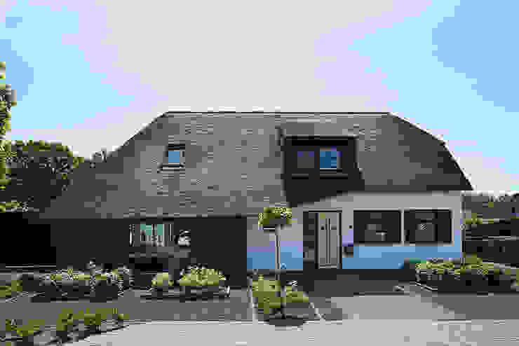 woning van Haaren Landelijke huizen van Vermeer Architecten b.v. Landelijk