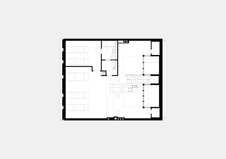 attic floor plan brandt+simon architekten