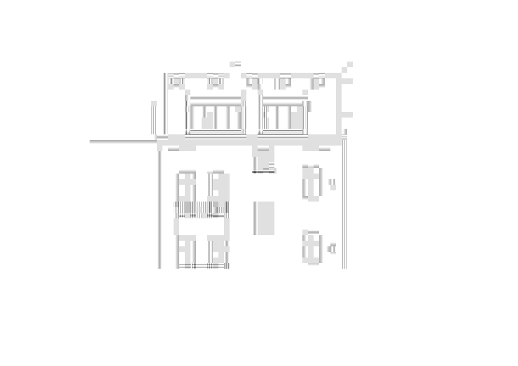 Hofansicht brandt+simon architekten