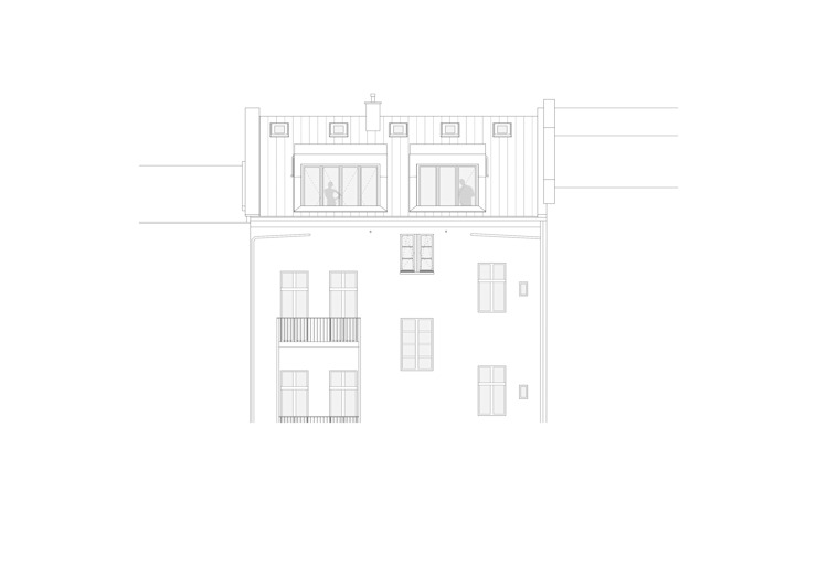 elevation brandt+simon architekten