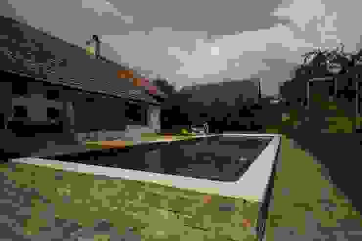 3rdskin architecture gmbh Modern Pool