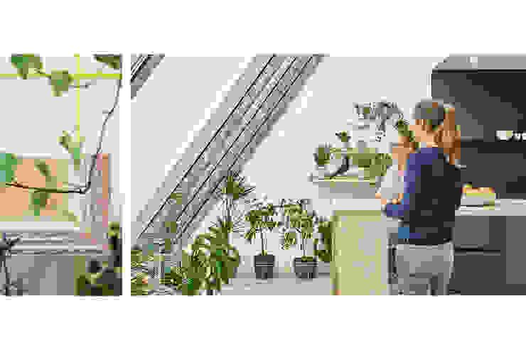INpuls interior design & architecture Bangunan Kantor Gaya Eklektik