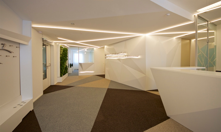 3rdskin architecture gmbh Office buildings