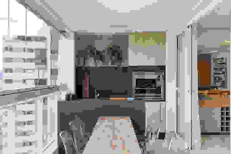 露臺 by Haruf Arquitetura + Design
