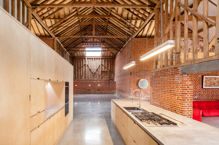 Church Hill Barn, Suffolk by David Nossiter Architects