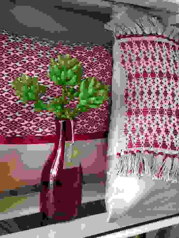 BH =buen hogar de Blumenhaus Moderno Algodón Rojo