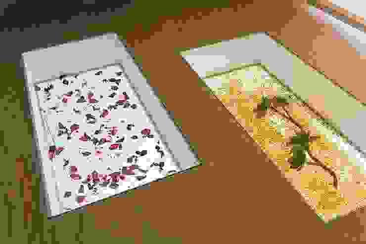 Baños de estilo minimalista de 禾光室內裝修設計 ─ Her Guang Design Minimalista