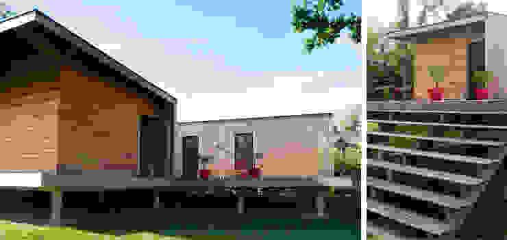 Modern Houses by Hugues TOURNIER Architecte Modern