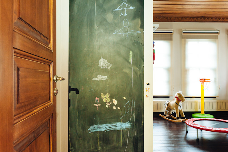 Aslı& Şamil Keser konut Modern Çocuk Odası Bilgece Tasarım Modern