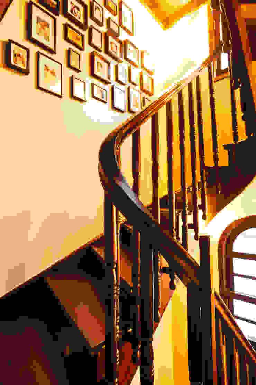 Aslı& Şamil Keser konut Modern Koridor, Hol & Merdivenler Bilgece Tasarım Modern
