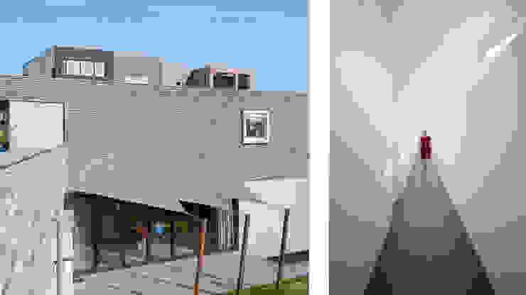 Casas modernas: Ideas, imágenes y decoración de ARCHITECTUURBUREAU project.DWG Moderno