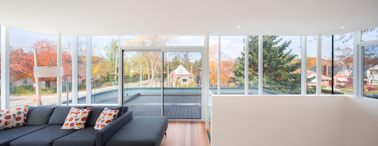 The Hambly House by dpai architecture inc Minimalist