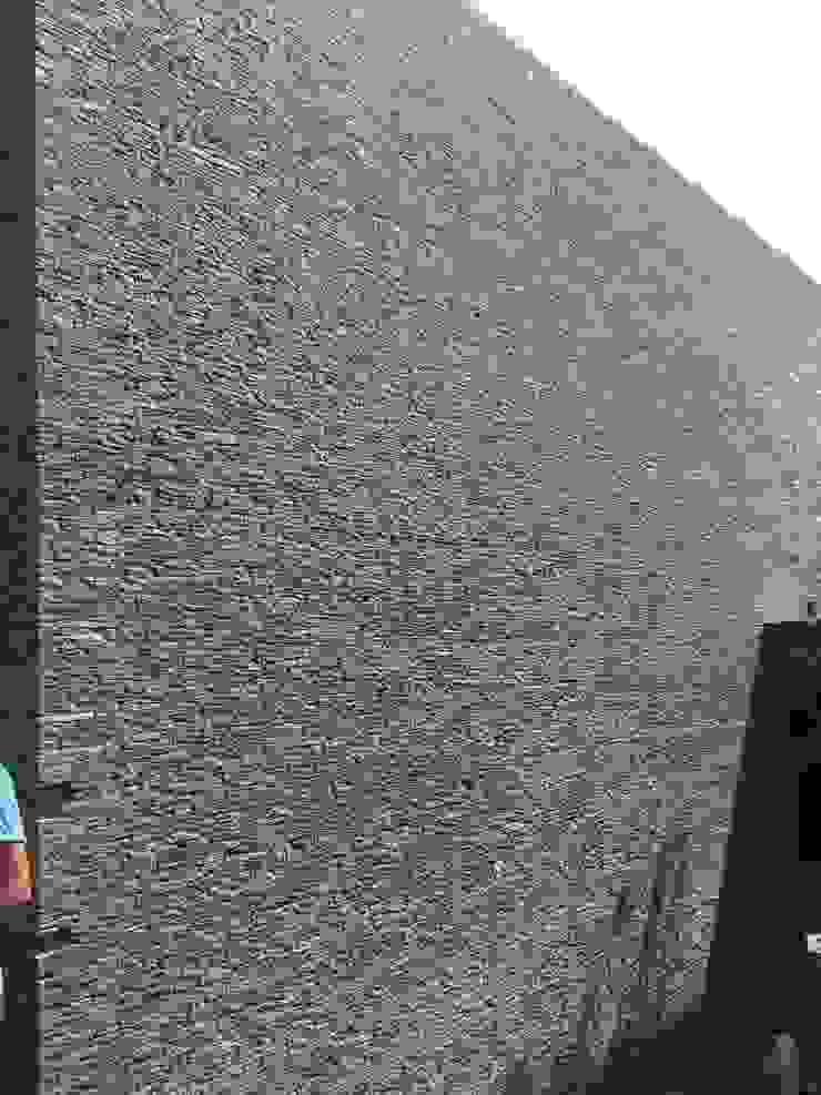 Nowoczesne domy od Taller Luis Esquinca Nowoczesny Kamień