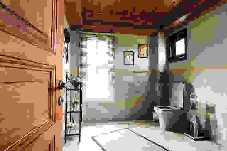 Bilgece Tasarım Modern style bathrooms