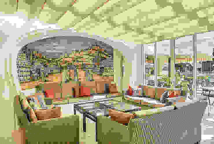Four Seasons Country Club, Quinta do Lago por Quinta Style Moderno