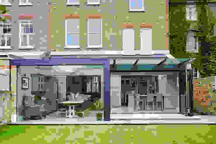 External photo Modern kitchen by Trombe Ltd Modern