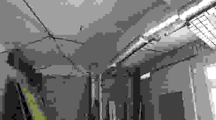 天花板未做整理 根據 慶澤室內裝修工程有限公司