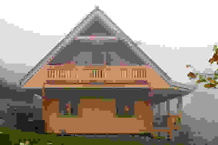 Casas rústicas de Pamela Kilcoyne - Homify Rústico