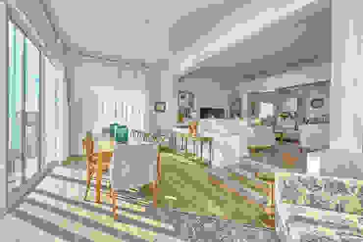 Salas de jantar ecléticas por House Couture Interior Design Studio Eclético