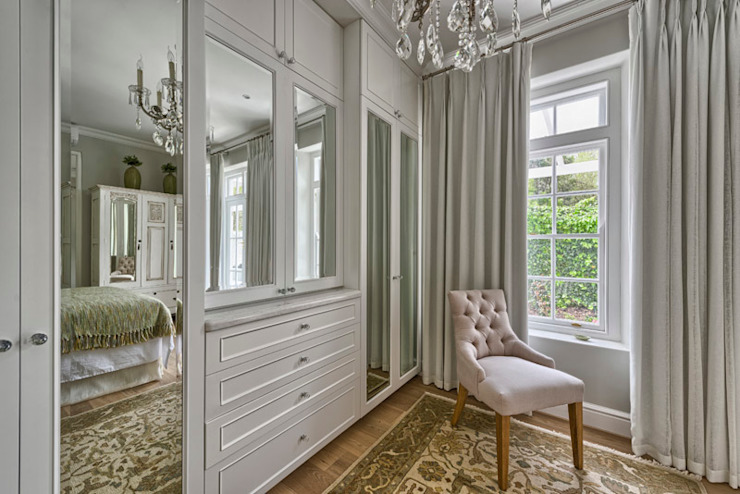 Saffraan Ave Eclectic style bedroom by House Couture Interior Design Studio Eclectic