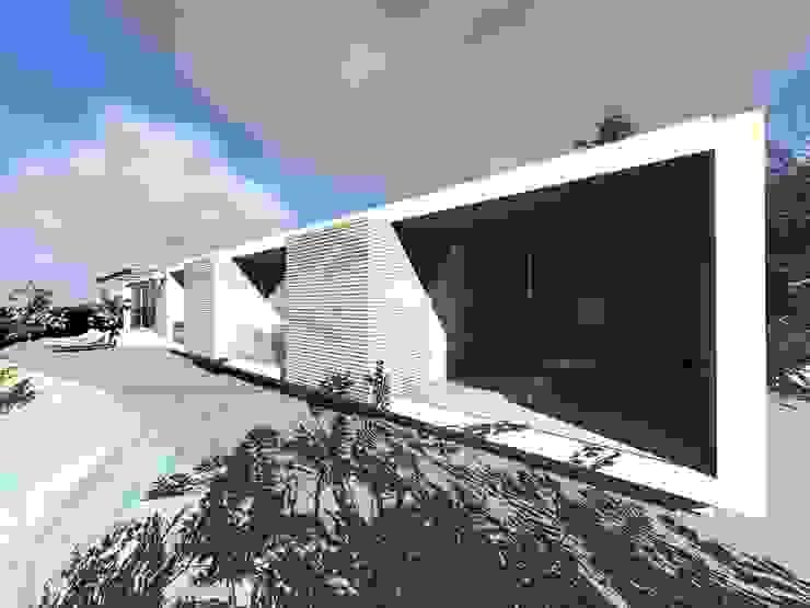 """Vivenda Unifamiliar """"RT"""" Casas modernas por Traço M - Arquitectura Moderno"""