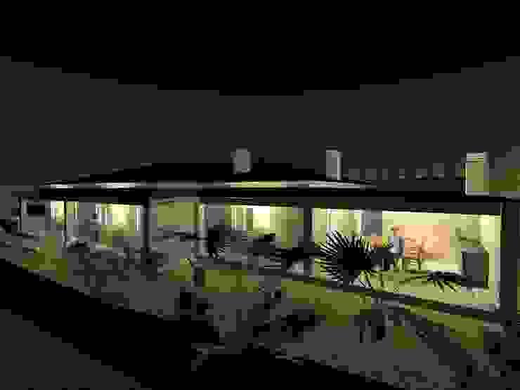 Vivenda Unifamiliar <q>JMSC</q> Casas clássicas por Traço M - Arquitectura Clássico