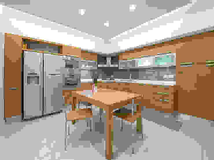 Cocinas minimalistas de SANSON ARCHITETTI Minimalista