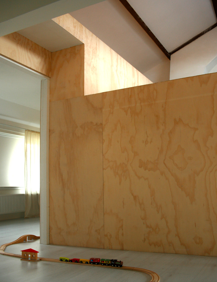 Karel Doormanlaan Moderne slaapkamers van studioquint Modern Hout Hout