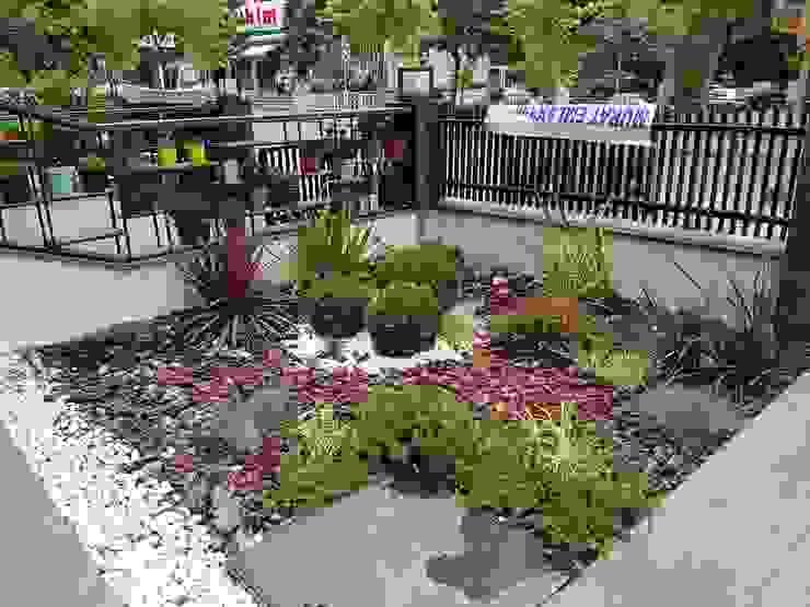 Jardins modernos por abelia peyzaj Moderno