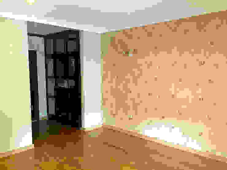İstanbul Ömerli Riverside Evleri Villa Projesi Modern Yatak Odası Mandalin Dizayn Modern