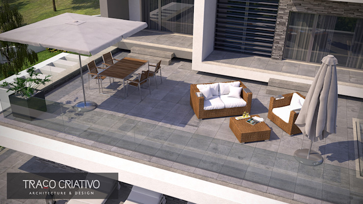 Traço Criativo, Arquitetura, Planeamento e Design, Lda Moderne Häuser