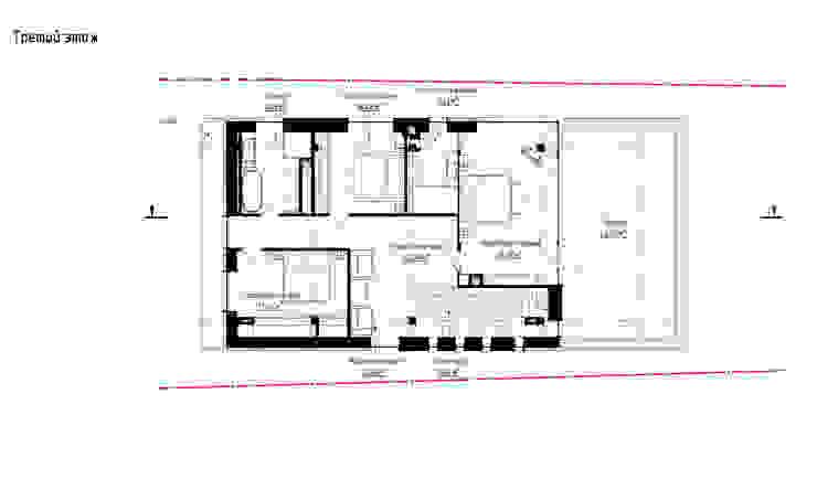 FLY house / Частный дом в МО на берегу водохранилища:  в . Автор – BOOS architects,